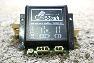 USED MOTORHOME CAREFREE ONE-TOUCH 01-00386-200 CONTROL MODULE FOR SALE