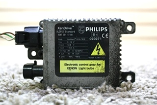 USED PHILIPS XENDRIVE XLD912 STANDARD ELECTRONIC CONTROL GEAR MODULE MOTORHOME PARTS FOR SALE