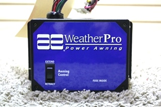 USED MOTORHOME AE WEATHERPRO POWER AWNING 3307930.002 FOR SALE