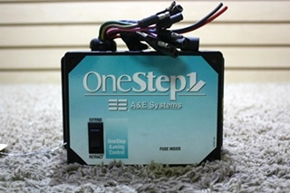 USED A&E SYSTEMS ONESTEP AWNING CONTROL BOX RV PARTS FOR SALE