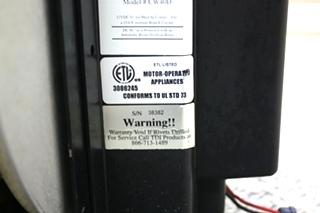 USED MOTORHOME TDI SHORELINE REEL CW40D FOR SALE