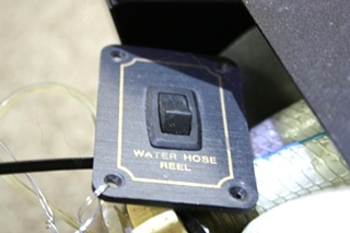 USED MOTORHOME WATER HOSE REEL FOR SALE