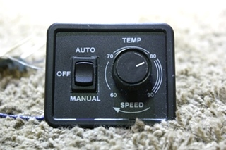 USED MOTORHOME INTELLITEC VENT FAN SWITCH 00-00551-100 FOR SALE