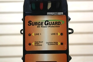USED SURGE GUARD RV POWER PROTECTION MODEL: 34560 RV PARTS FOR SALE