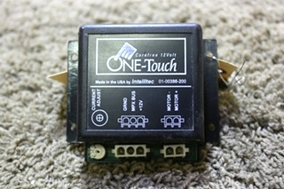 USED RV ONE-TOUCH CAREFREE 12 VOLT BY INTELLITEC 01-00386-200 FOR SALE