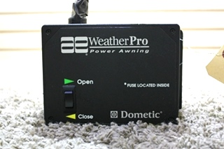 USED DOMETIC AE WEATHERPRO POWER AWNING CONTROL 3307916.001 RV PARTS FOR SALE