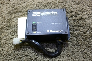 USED MOTORHOME DOMETIC AE WEATHERPRO POWER AWNING CONTROL 3307916.001 FOR SALE