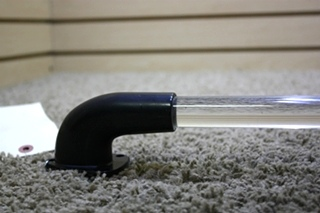 USED RV BLACK PLASTIC ACRYLIC GRAB HANDLE FOR SALE