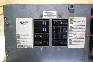 USED RV MAGNETEK RV 100 ELECTRICAL CONTROL CENTER FOR SALE