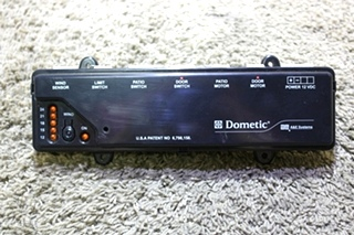 USED DOMETIC 3311916.000 AWNING CONTROL BOARD RV PARTS FOR SALE