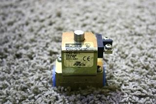PARKER NM22-0511 PROPANE SHUT OFF VALVE RV PARTS FOR SALE