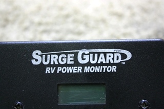 USED SURGE GUARD RV POWER MONITOR PANEL MOTORHOME PARTS FOR SALE