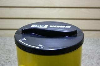 USED EUREKA YELLOW JACKET CV140 RV VACUUM SYSTEM FOR SALE