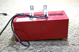 USED DIRT DEVIL CV950 MOTORHOME CLEANING SYSTEM FOR SALE