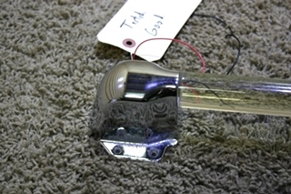USED RV ACRYLIC GRAB HANDLE WITH SECURITY KEYLESS ENTRY TOUCH PAD FOR SALE