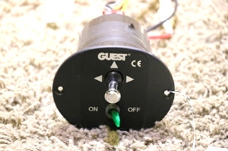 USED MOTORHOME GUEST SPOTLIGHT CONTROLLER FOR SALE