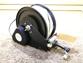 USED 05501-R1 GLENDINNING HOSEMASTER MOTORHOME WATERHOSE REEL RV PARTS FOR SALE
