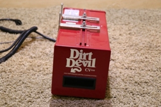 USED CV950 DIRT DEVIL CENTRAL CLEANING SYSTEM RV PARTS FOR SALE