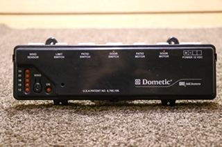 USED RV DOMETIC A&E SYSTEMS 3311916.000 AWNING CONTROL BOX FOR SALE