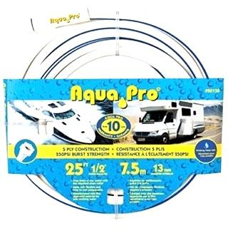 RV AQUA PRO WATER LINE,1/2