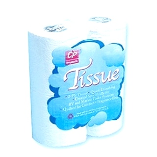 RV & MARINE TOILET TISSUE 2-PLY