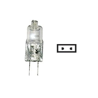 RV BULB #JC10W HALOGEN CD/2