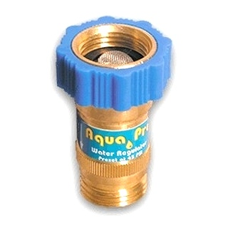 RV Water Regulator A01-1115Vp  By Aqua Pro