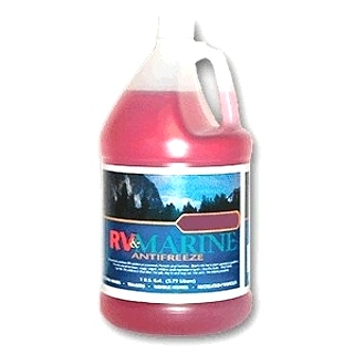 RV - Motorhome-Marine Antifreeze -50