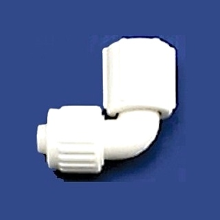 RV - Motorhome Swivel Elbow Termination Fitting