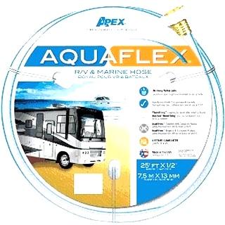 RV ~ Motorhome Water Line 1/2X25 Aqua Flex