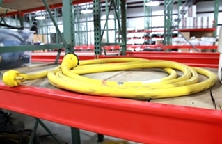 USED MARINCO PARKPOWER MOLDED CORDSET