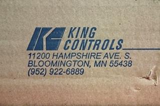 NEW KING-DOME MODEL: KD5500-B STATIONARY RV  AUTO SATELLITE ANTENNA