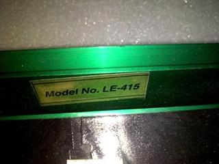 USED LAMBERT ENTERPRISES RV BATTERY MAINTAINER MODEL: LE 415 *OUT OF STOCK*