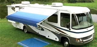 NEW RV/MOTORHOME POWER & NON-POWER AWNINGS FOR SALE